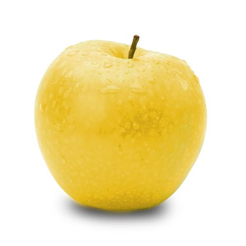 mela-golden-classica-sfondo-bianco